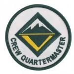 Crew Quartermaster Emblem