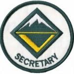 Secretary Emblem