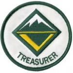 Treasurer Emblem