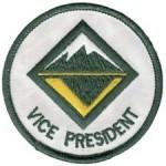 Vice President Emblem