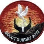 Scout Sunday 2015 Patch